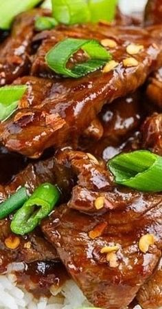 29 Minute Mongolian Beef