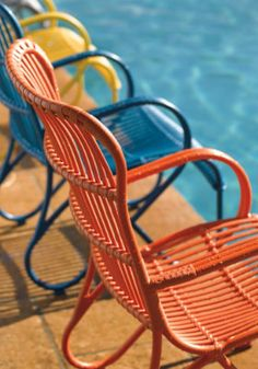 Spend your summer poolside with Grandin Road.