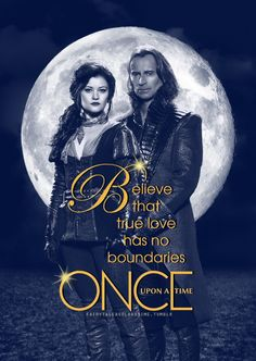 Fan made RumBelle season 3 poster - by fairytaleasoldastime on Tumblr