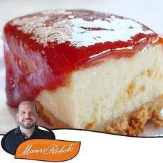 Mauro      Cheese Cake Romeu e Julieta  Roubei lá do fotolog hehehe..  Essa cheesecake foi feita pela minha prima Míriam   Cheese Cake  C...