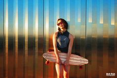 Summer Longboard by Bob Suh - Photo 112111911 - 500px