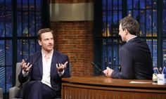 Late Night with Seth Meyers (December 12nd, 2016)