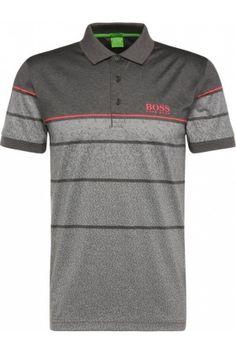 Hombre Polos - HUGO BOSS Polo de golf a rayas regular fit en algodón puro: `Paddy Pro 2`