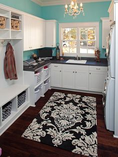 Laundry Room Design, Pictures, Remodel, Decor and Ideas - page 38