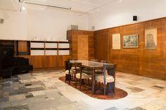 piero portaluppi architecture on show from expo to milan exhibition designboom