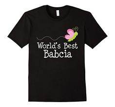 inktastic Babcia Grandma Loves Me Girls Unicorn Toddler T-Shirt