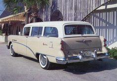 1954 Buick Station Wagon