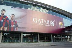 Camp Nou - FC Barcelona Stadion