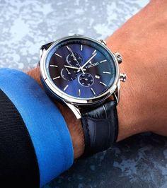 Men's Chrono S - Blue Watch – Vincero Collective