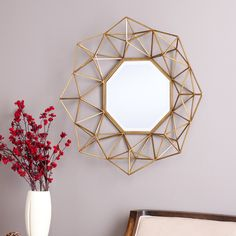 Found it at Wayfair - Wall Mirror