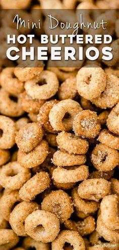 Snack Mix Recipes, Yummy Snacks, Dessert Recipes, Cooking Recipes, Yummy Food, Snacks Kids, Snack Mixes, Desserts, School Snacks