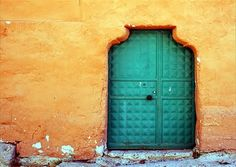 someday i will have a bright front door.