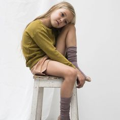 Phil&Phae Frotté shorts, warm biscuit on Birches & Wool Shades Of Peach, Summer Sweaters, Organic Cotton, Kids Outfits, Kids Fashion, Style Inspiration, Warm, Shorts, Kids Clothing