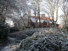 Wigan Hall Lancashire
