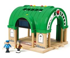 Huge range of wooden toys at great prices. Start your train journey here at the BRIO central station! When the trains pull up to the station, take a look at Brio Toys, Train Table, Black Friday Specials, Shops, Popular Toys, Wooden Train, Train Journey, Central Station, Train Tracks