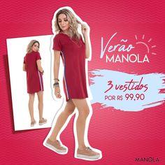 eea47aa0d O verão fica mais gostoso com vestido novo 👗 Corre para o nosso site e  aproveita