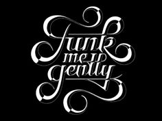 Funk me gently  by Simon Ålander
