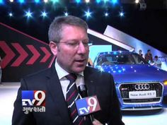 Mumbai: Audi India Pvt. Ltd launched the RS7 Sportback, a luxury sports car. Priced at Rs.1.4 crore in Mumbai, the car is powered by a four-litre V8 engine.  Subscribe to Tv9 Gujarati https://www.youtube.com/tv9gujarati Like us on Facebook at https://www.facebook.com/tv9gujarati Follow us on Twitter at https://twitter.com/Tv9Gujarat Follow us on Dailymotion at http://www.dailymotion.com/GujaratTV9 Circle us on Google+ : https://plus.google.com/+tv9gujarat