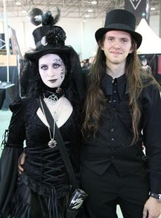 Goth and free and dating