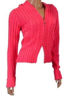W6.3 Ex Chainstore Ladies Womens Pink Cowl Neck Jumper Size 8 12