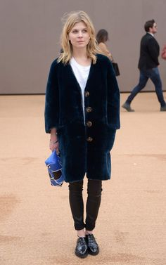 "awesome insidefashionista: ""Clemence Poesy Chooses Comfort at London Fashion Week ""... by http://www.globalfashionista.xyz/london-fashion-weeks/insidefashionista-clemence-poesy-chooses-comfort-at-london-fashion-week/"