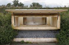 Gallery of Kiosk at Ravelijn / RO&AD Architecten - 10
