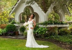 We wanted to congratulate our beatiful bride Latoria. She was married Saturday  to the man of her dreams. Her bridal portrait session last month was so absolutely gorgeous!  #hfweddings #hfportraits #gardenportraits #bridalportraits #printsmatter #RVAweddingphotography by hayesandfisk