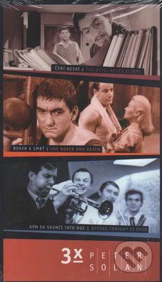 Film: Kolekcia: Peter Solan (Peter Solan) (DVD) | Martinus Boxer, Death, Baseball Cards, Film, Movies, Movie Posters, Movie, Film Stock, Films