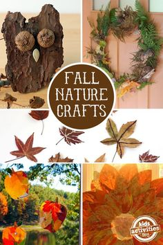 1000 images about growing creative kids on pinterest for Fall craft ideas for seniors