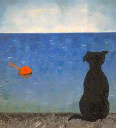 Gennou at the sea (door Sonja Wilgenhof)