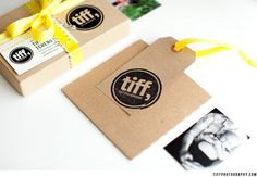 Complete wedding packaged and ready to ship | Tiff Photography - Rice Studio Supply - photo print packaging - CD/DVD sleeves - boxes