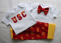 Just finished another custom order! Apparently University of Southern California goods are hard to find in TX ;)
