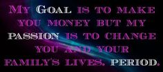 Plexus can help change your financial situation!!
