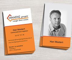 Zwanenburg Media | Visitekaartje HANDIG geregeld