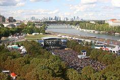 Festival Rock en Seine - Expresso Paris