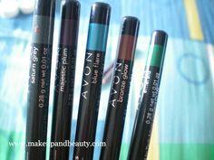 Avon Glimmersticks Eye Liner New Shades, Photos, Swatches photo