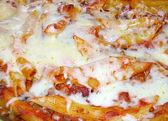 Meat-Lover's Pizza Casserole Naturally Gluten Free