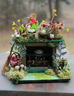 Fairy garden accessories, miniature garden accessories in this photo gallery.