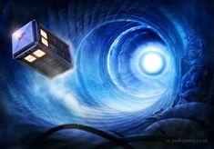 Doctor Who by Joe-Roberts.deviantart.com on @DeviantArt