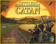 Settlers of Catan -