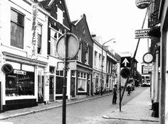 Beschrijving: De afrol van de Hoogstraat naar het Broersveld.