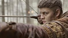 According to some sources Ivar the Boneless was carried into battle on a giant shield by his men. It is known that his upper body was incredibly strong and he was lethally accurate with a long bow. He was a great Viking warrior despite the condition of his legs.