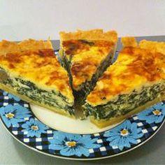 Spinach Quiche Recipe - Allrecipes.com