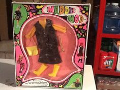 1968 Maddie Mod Doll Outfit in Original package.