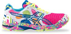 Just ordered these Asics. They have awesome reviews AND they glow in the dark! Perfect for my evening runs!