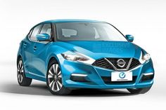 Nissan LEAF --- Evoluant esthétiquement et techniquement, la seconde génération pourra recevoir une batterie dont la capacité autorisera une autonomie de 300 km environ. (08/2014)