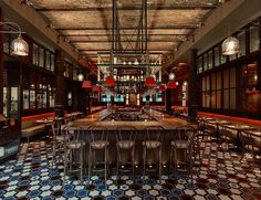 Appetizing Design: 10 New and Noteworthy NYC Restaurants | Projects | Interior Design