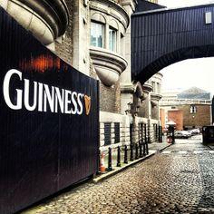 Guinness Storehouse #dublin #bucketlist