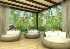 meditation room seating.