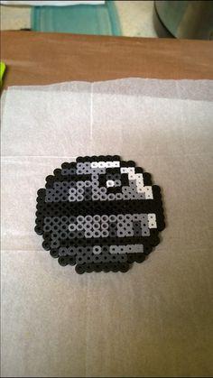 Death Star - Star Wars perler beads by yuki245